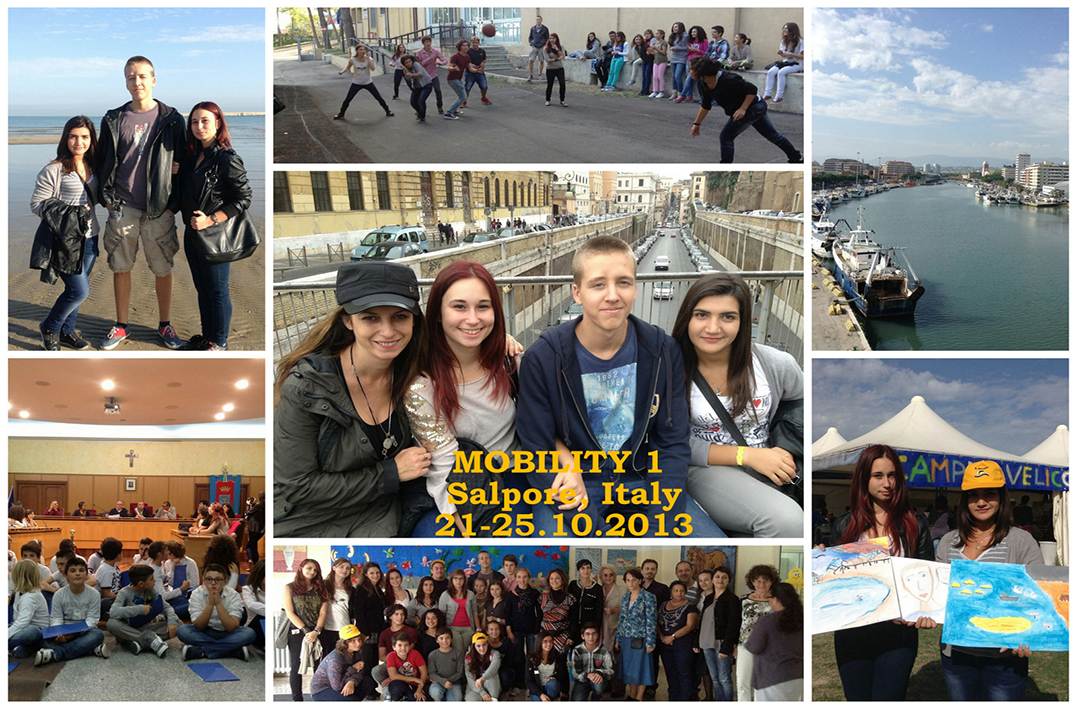 Visit to Italy 2013